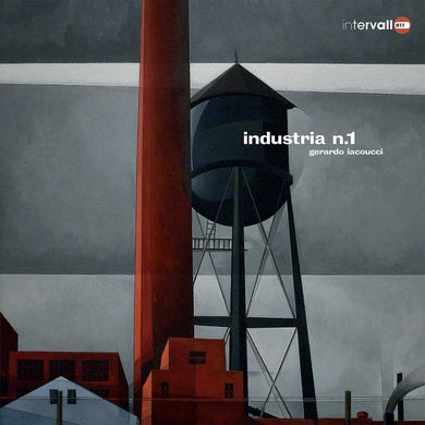 Gerardo Iacoucci INDUSTRIA N.1 / Original Soundtrack Vinyl Record