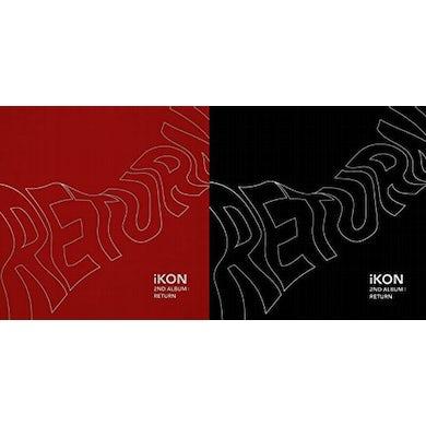 iKon VOL 2 (RETURN) CD