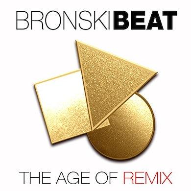 Bronski Beat AGE OF REMIX CD