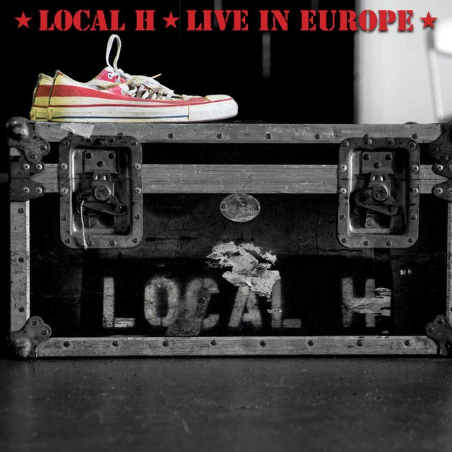 Local H LIVE IN EUROPE CD