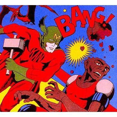 Kan Mikami BANG! Vinyl Record