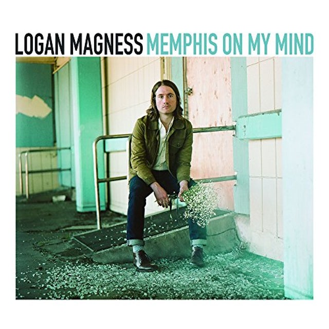 Logan Magness MEMPHIS ON MY MIND CD