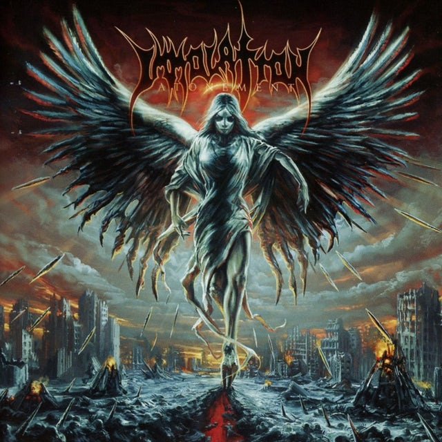 Immolation ATONEMENT CD