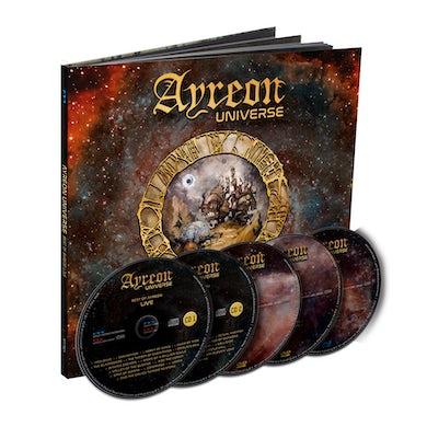 AYREON UNIVERSE CD