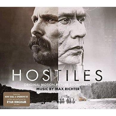 Max Richter Hostile (2 LP) Vinyl Record