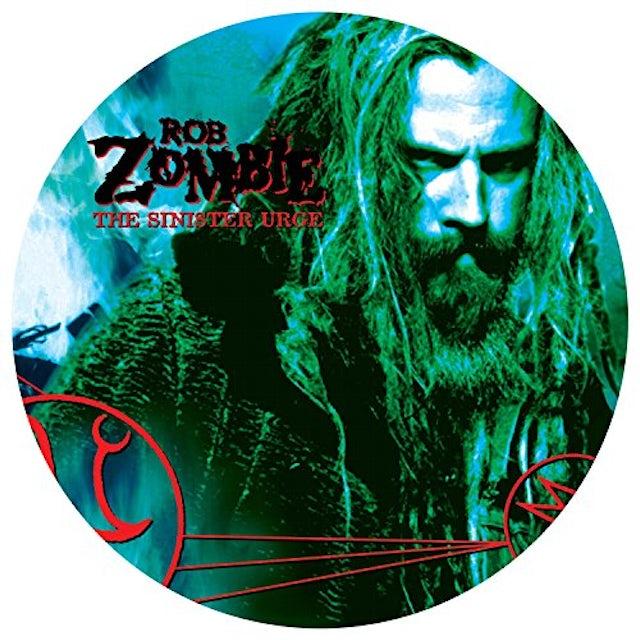 Rob Zombie SINISTER URGE Vinyl Record