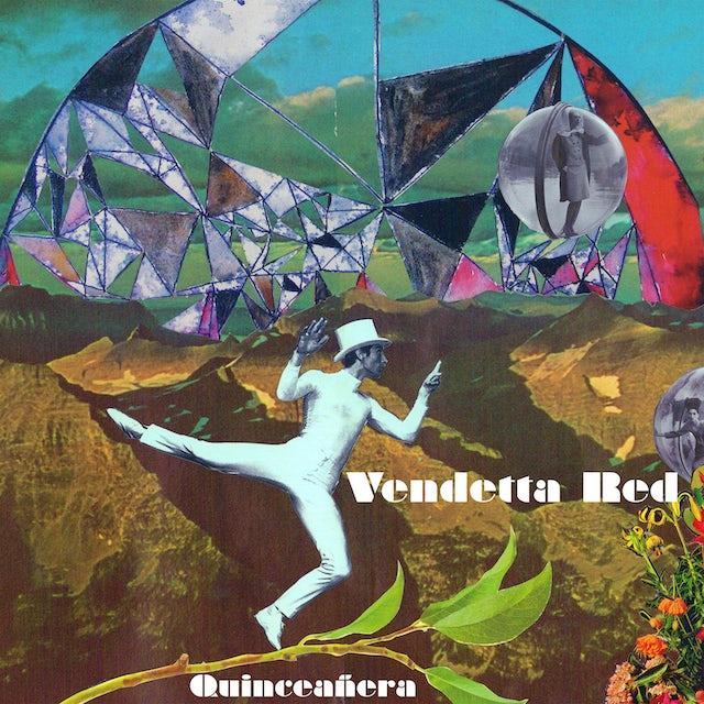 Vendetta Red QUINCEANERA CD