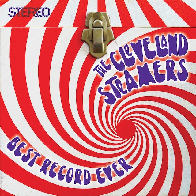 Cleveland Steamers BEST RECORD EVER CD