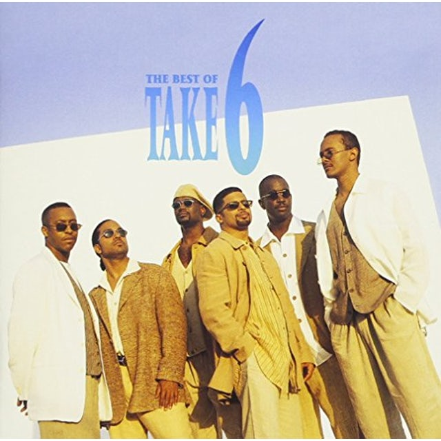 Take 6 BEST OF CD
