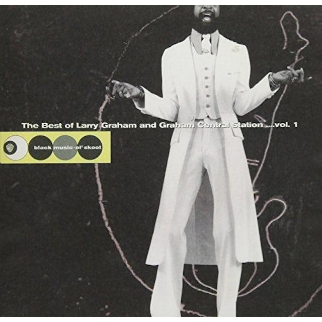 Larry Graham CRAHAM CENTRAL STATION VOL 1 CD