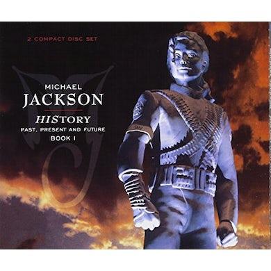 Michael Jackson HISTORY: PAST PRESENT & FUTURE BOOK I CD