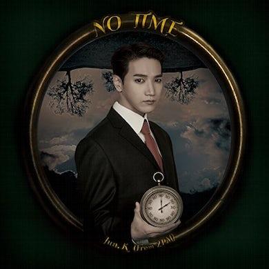 Jun. K NO TIME: LIMITED A VERSION CD