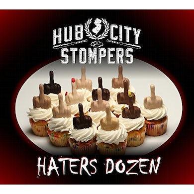 HATER'S DOZEN CD