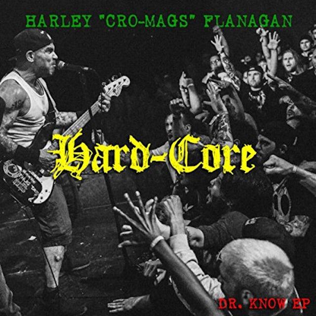 Harley Flanagan HARD CORE CD