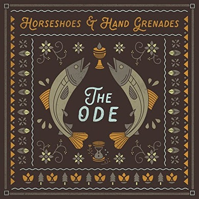 Horseshoes & Hand Grenades THE ODE Vinyl Record