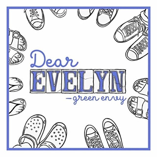 Green Envy DEAR EVELYN CD