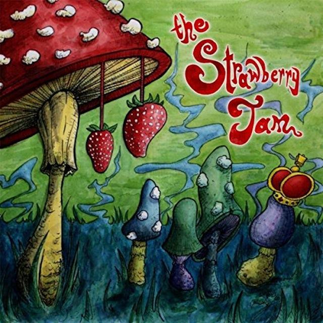 Strawberry Jam CD