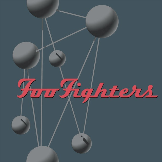 Foo Fighters COLOUR & THE SHAPE CD