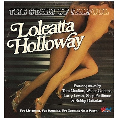 Loleatta Holloway THE STARS OF SALSOUL Vinyl Record