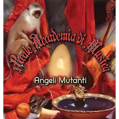 Reale Accademia Di Musica ANGELI MUTANTI CD