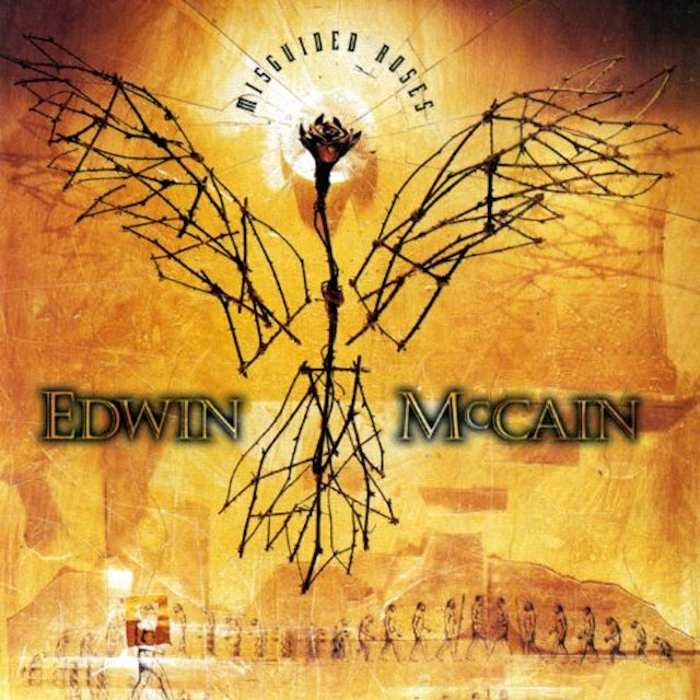 Edwin McCain MISGUIDED ROSES CD