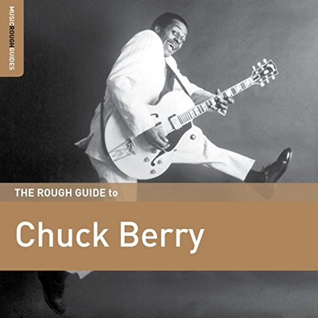 ROUGH GUIDE TO CHUCK BERRY CD