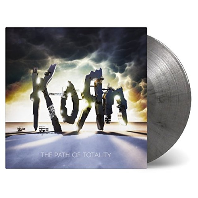 KoRn PATH OF TOTALITY Vinyl Record