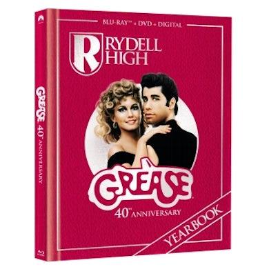 GREASE Blu-ray