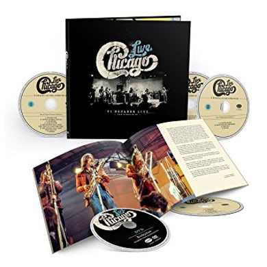 CHICAGO: VI DECADES LIVE CD