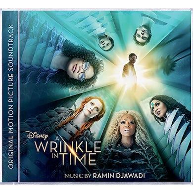 RAMIN DJAWADI WRINKLE IN TIME CD