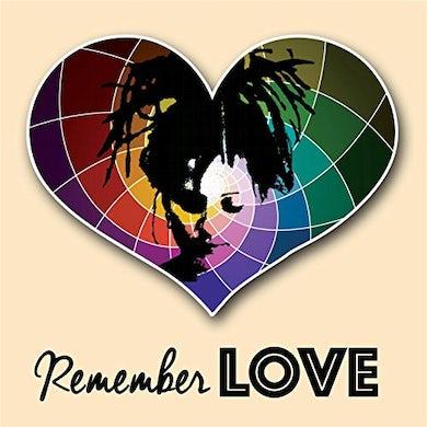 Erin REMEMBER LOVE CD