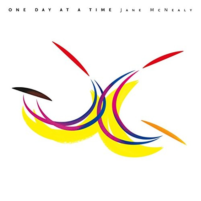 Jane Mcnealy ONE DAY AT A TIME CD