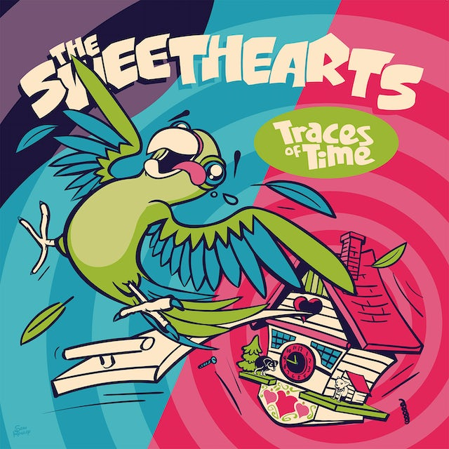 Sweethearts TRACES OF TIME CD