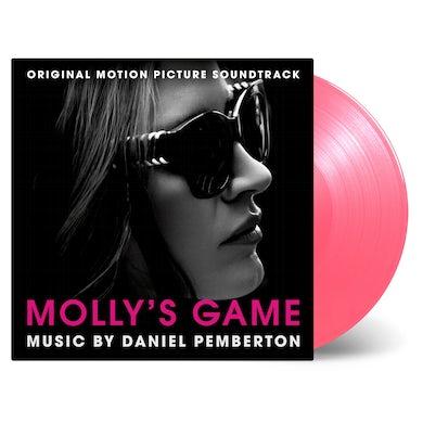 Daniel Pemberton MOLLY'S GAME / Original Soundtrack Vinyl Record