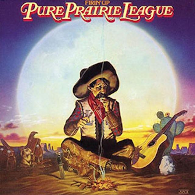 Pure Prairie League FIRIN UP CD