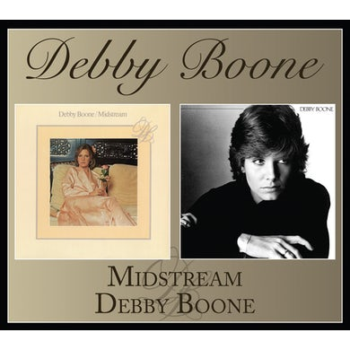 MIDSTREAM / DEBBY BOONE CD