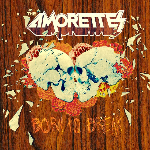 The Amorettes BORN TO BREAK CD