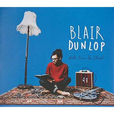 Blair Dunlop NOTES FROM AN ISLAND CD