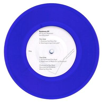 Ag / John Robinson EPIPHANY - Limited Edition 7'' Purple Colored Vinyl Record