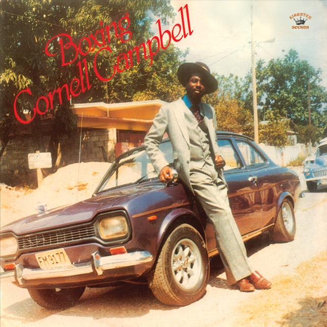 Cornell Campbell BOXING CD