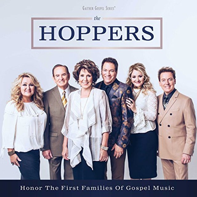 Hoppers HONOR THE FIRST FAMILIES OF GOSPEL MUSIC CD