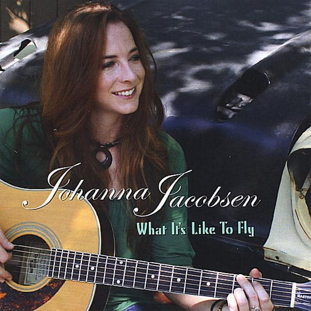 Johanna Jacobsen WHAT IT'S LIKE TO FLY CD