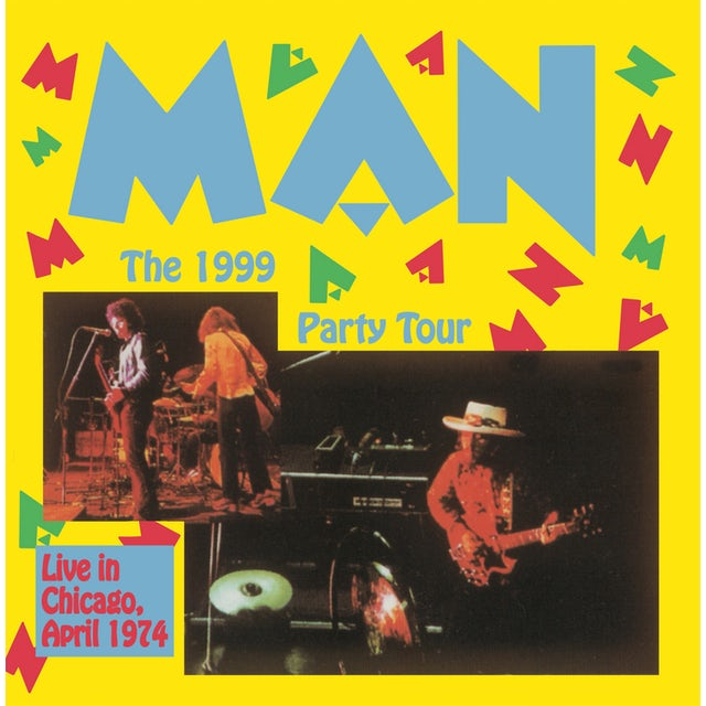 Man 1999 PARTY TOUR CD