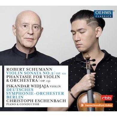 Schumann VIOLIN SONATA 2 CD