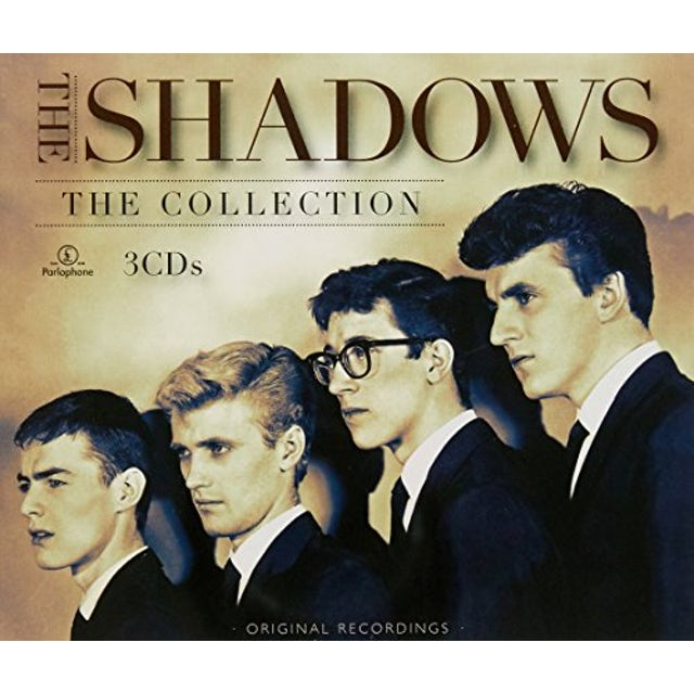 Shadows COLLECTION CD