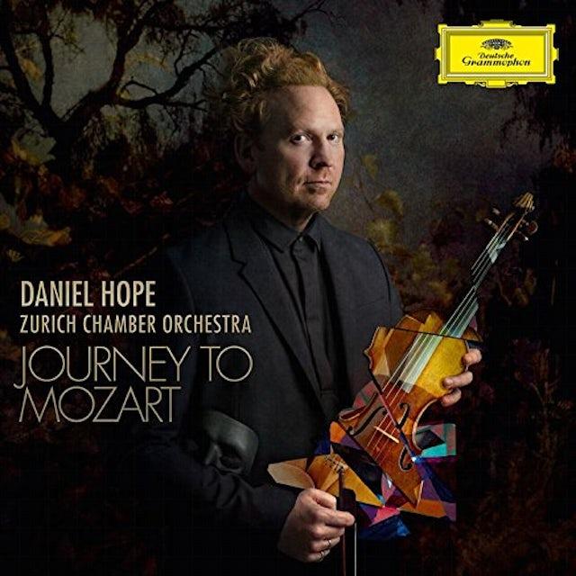 Daniel Hope JOURNEY TO MOZART CD