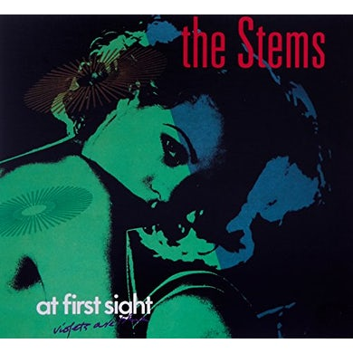 Stems AT FIRST SIGHT VIOLETS ARE BLUE CD
