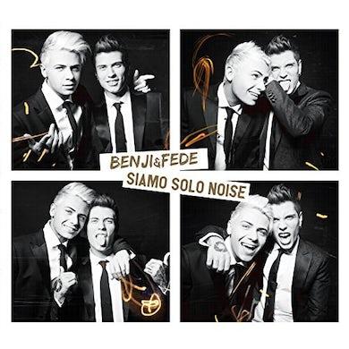 Benji & Fede SIAMO SOLO NOISE CD
