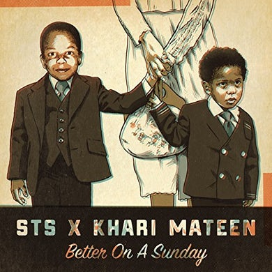 Sts & Khari Mateen BETTER ON A SUNDAY Vinyl Record