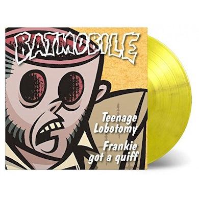Batmobile TEENAGE LOBOTOMY (RAMONES COVER) Vinyl Record